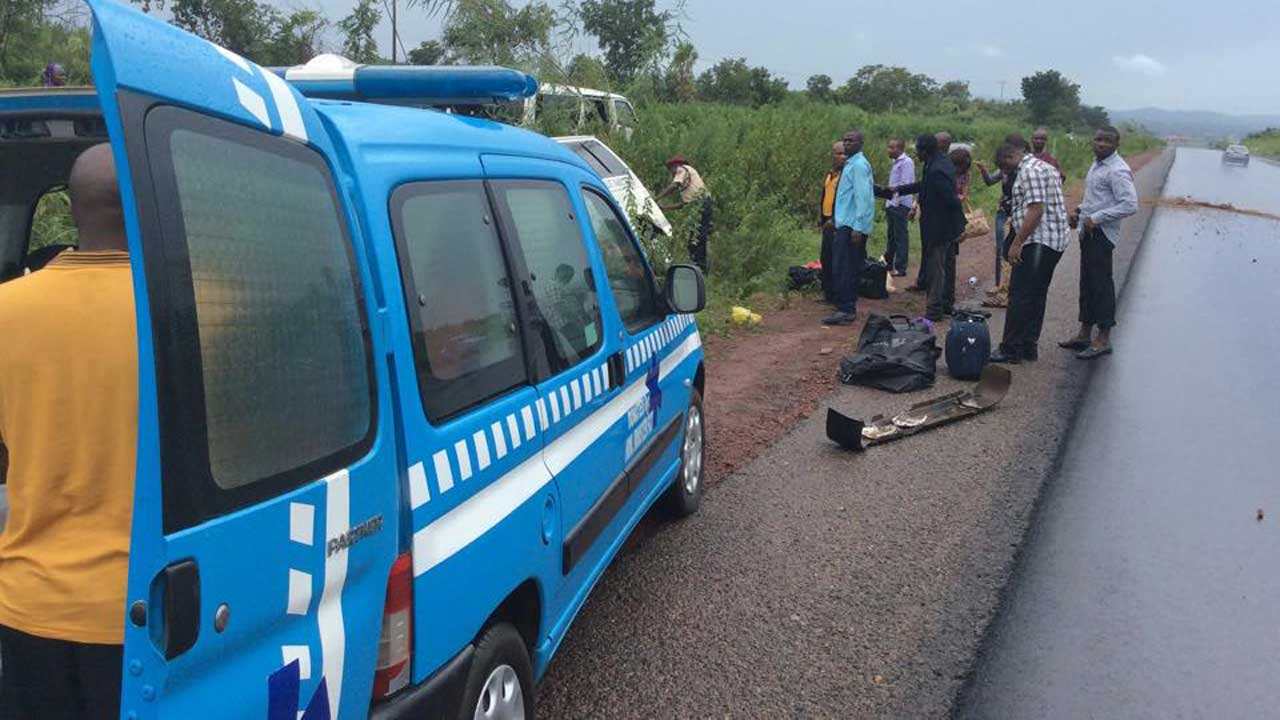 FRSC demands support for victims of road accidents