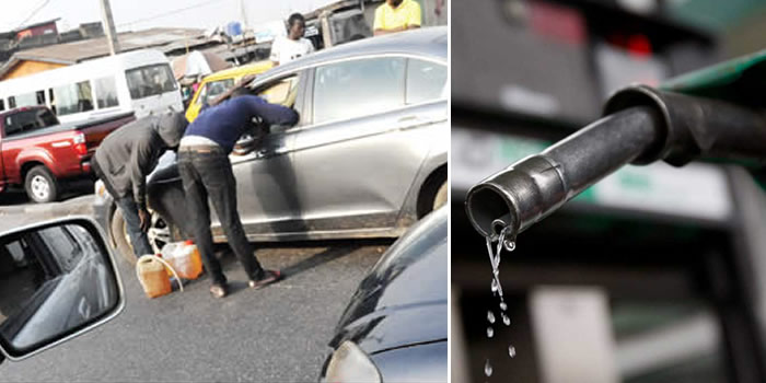 How fuel crisis nearly marred Yuletide season