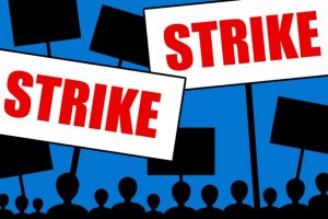 The non-academic unions of universities suspend over 3-months old strike