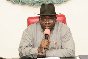Another blow for PDP as Dickson's aide resigns - tonjo west, PDP, blow, another blow, aide