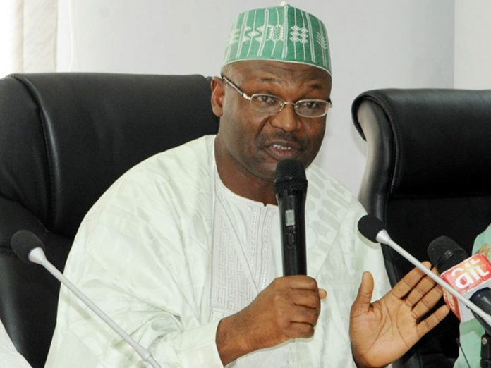 Election: Beware of social media results - INEC - state has, social media, social, media, local government areas, election
