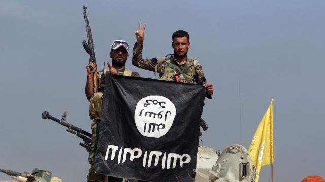 On ISIS's infiltration of Nigeria -