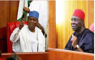 The Saraki, Ekweremadu phenomenon -