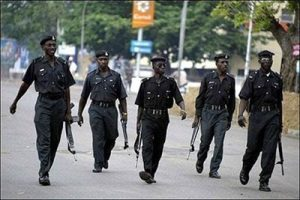Tension in Imo community as irate youths set police station ablaze - police station, irate youths, irate, Imo, community