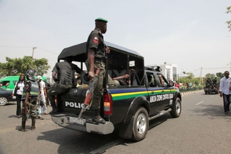 Police end blockade on Benue Assembly complex -