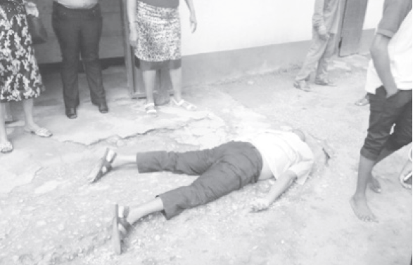 20 suspects land in police net for allegedly killing couple in Abia - who allegedly, the suspects were, suspects, police, okon said that, and his, allegedly