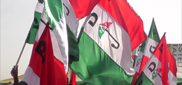 More blows for PDP as speaker, 7 other lawmakers defect to APC in Imo - the state, the speaker announced, the apc, speaker, PDP, lawmakers