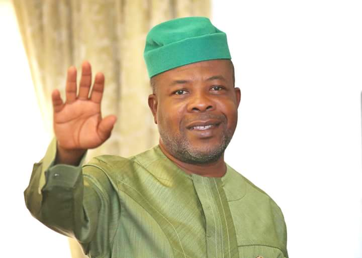 Ihedioha: On a rescue mission - the people's democratic, the people's, Peoples Democratic Party, one, Imo state, Ihedioha, governorship