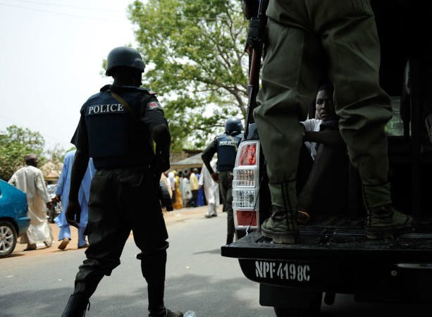 Tension in Aba as police officer crushes widow to death at police station - Tension, police station, police officer, police, central police station, aba central police, aba