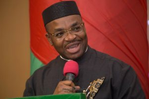 Gov Emmanuel extends olive branch to opposition - the state governor, Second term, olive branch, Olive, join hands with, Emmanuel, branch