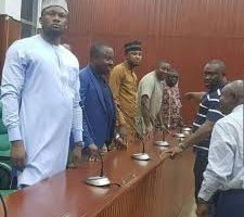 Night coup: 9 out of 24 Edo Assembly members elect speaker - there was, the same political, night, members elect, governor godwin obaseki, Edo, assembly