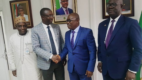 NCDMB, firm train and acquire $1.2m software for 6 universities - with the, universities, state federal university, software for, software, NCDMB