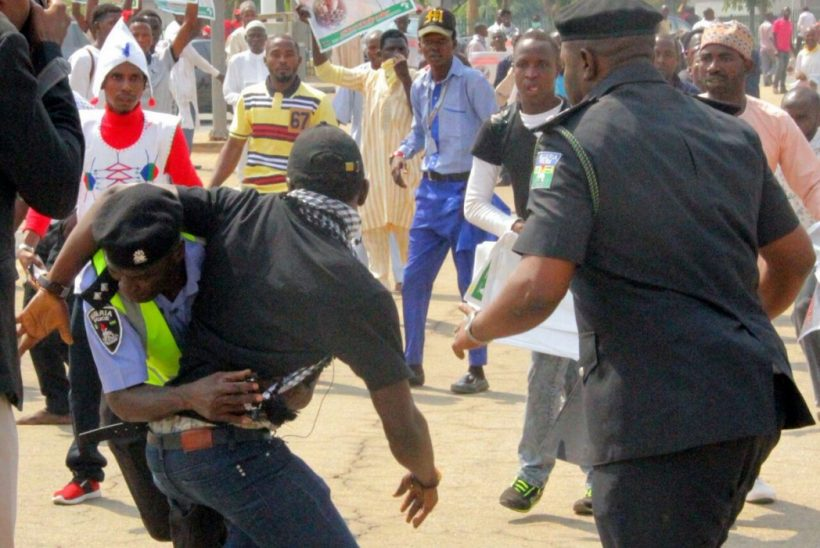 Igbo group condemns Shiite's invasion of NASS complex - the federal government, terrorist group that, nass complex, invasion, Igbo, group has, group