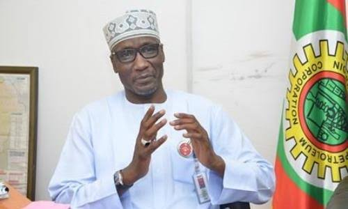 New NNPC boss declares zero tolerance for corruption, vows to end fuel import - the new, NNPC, new group managing, new group, new, Import, group managing director