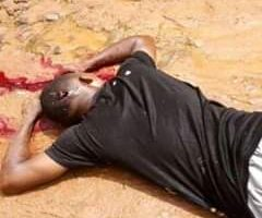 Two confirmed dead in latest Awka cult war - was shot dead, two live cartridges, shot dead, dead, cult war, confirmed, Awka