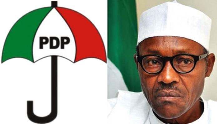 PDP chides Buhari, APC over unfulfilled promises - the reconciliation meeting, the reconciliation, reconciliation meeting, PDP, Buhari, APC