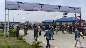 Thousands of travelers stranded as FG shut Nigeria/Seme border - travelers, thousands, stranded, seme border, nigeria seme border, nigeria seme, have been working
