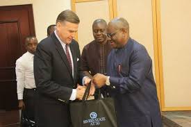 Rivers govt hails partnership with US govt on fight against HIV/AIDS - united states government, the united states, Rivers, govt, fight against, fight, against hiv