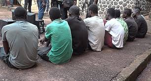 Nabbed suspects confess killing of Enugu catholic priests, other crimes - the police, the parish priest, suspects, killing, Enugu State, Enugu