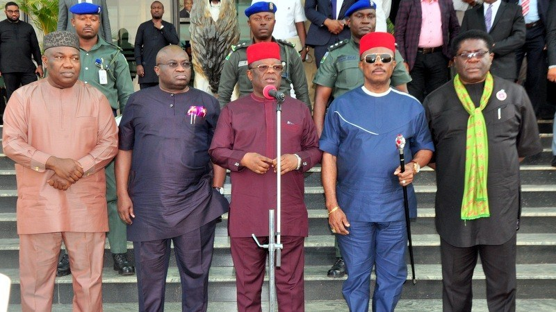Southeast governors petition Buhari, seek herdsmen ban in Igboland - Southeast, President Muhammadu Buhari, president muhammadu, Muhammadu Buhari, herdsmen without cattle, governors, Buhari