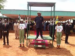 Obiano vows to complete Anambra NYSC Permanent Orientation camp September - permanent orientation camp, permanent orientation, Obiano, nysc permanent orientation, nysc permanent, complete, anambra