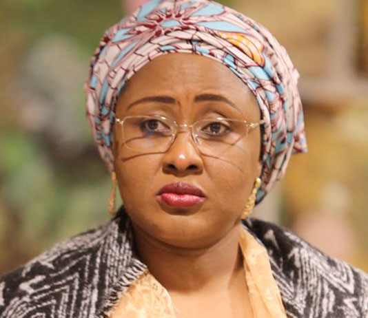Aisha Buhari cautions Nigerians against spreading fake news - nigerians against spreading, nigerians against, Nigerians, Buhari, aisha buhari, aisha, against spreading fake