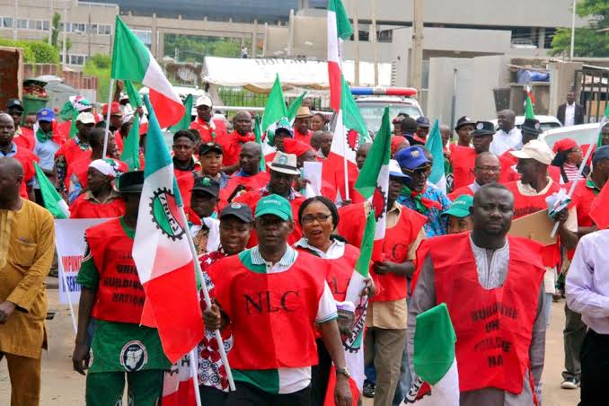 Minimum wage: NLC issues nationwide strike notice - wage, the organised labour, the federal government, NLC, nationwide strike, Minimum wage, minimum
