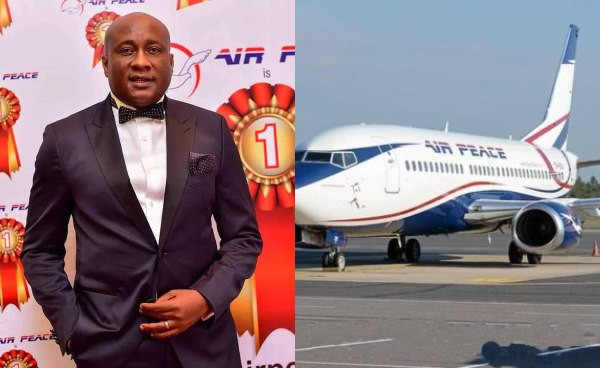 Allen Onyema:Tension as EFCC wades into N16b US indictment - the united states, that the, indictment, EFCC, and money laundering, allen, air peace