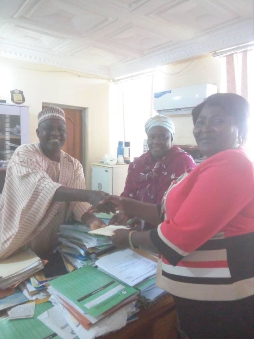 ANSPoly receives confirmation letter from NBTE - the anambra state, the anambra, letter, full fledged polytechnic, confirmation letter, confirmation, ANSPOLY