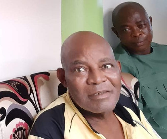 Ex Eagles Captain Chukwu reveals untold stories of his medical trip to UK - not operated upon, nff president amaju, medical trip, eagles captain, Eagles, Chukwu, captain
