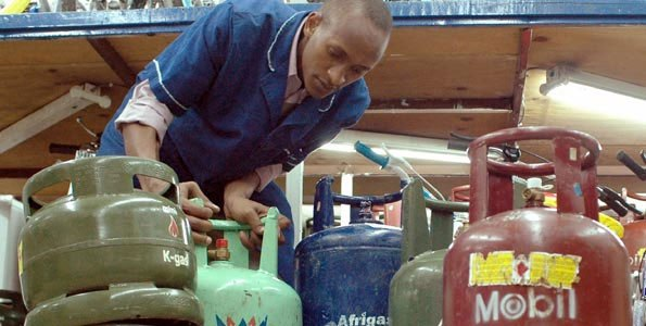 Cooking gas marketers raise alarm over 75% price hike - the price hike, said essien said, marketers, gas marketers, gas, cooking gas, cooking