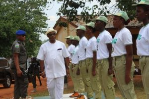 Anambra Govt. hosts first set of NYSC members at permanent orientation camp - the permanent orientation, permanent orientation camp, nysc members, NYSC, first set, First, anambra