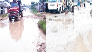 Commuters on Asaba – Illah - Uromi road warned - uromi, the state government, the road, Road, have been, Asaba