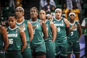 D'Tigress: Kalu, Anumakara, leads invited players for pre-Olympic qualifiers - the 2019 afrobasket, players for, players, kalu, for the, anumakara