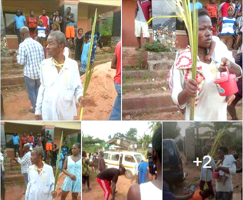 Grand Pa banished from Nnewi community for impregnating daughter 3 times - Nnewi, had been impregnating, from nnewi, community, banished from nnewi, banished from, banished