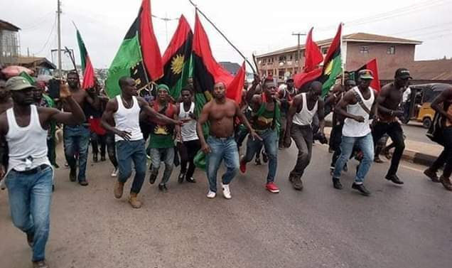Two policemen killed in IPOB, Police clash in Anambra - two policemen, policemen, police patrol, killed, IPOB members, IPOB, dead, barr ifeanyi ejiofor, and ipob members