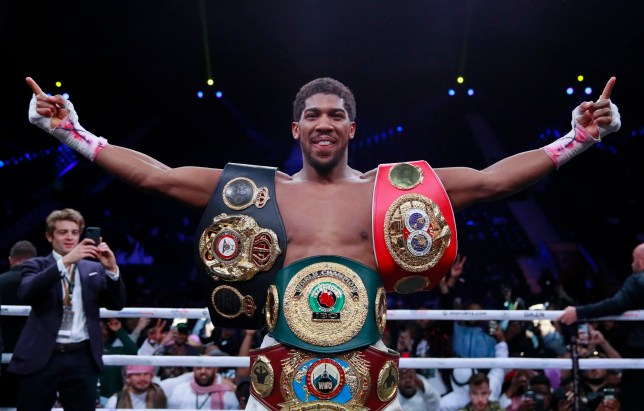 Joshua set for a heavy weight defence in Nigeria - orient sports reports, orient sports, nigeria, joshua, anthony joshua, Anthony