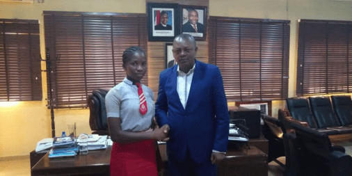 Enugu student emerges BPE's best essay writer - the overall winner, student, secondary school, model secondary school, essay, Enugu State, Enugu