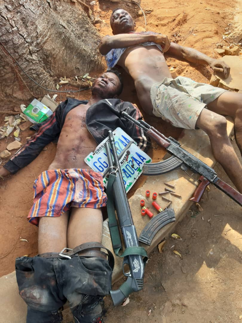 Police gun down three armed robbery suspects in Anambra