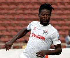 Ogbuke rejoins Rangers after six months out - six, Rangers, orient sports, ogbuke, but after