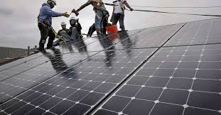 Firm Trains Abia Youths On Inverter Solar Panel